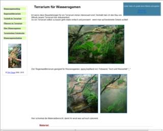 Djuga.net – Pflanzen im Terrarium