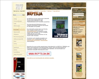 Porta Reptilia – das Forum rund um die Terraristik