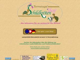 Schildkroetenshop.de – Onlineshop mit Schildkröten Zubehör