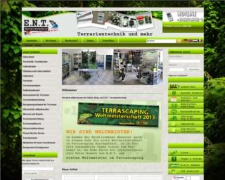 Terrarientechnik.de – E.N.T. Terrarientechnik GmbH