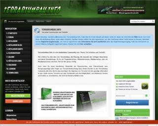 Terrariumbau.info Terrarien Construction und Technik